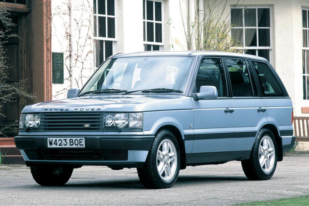 Range Rover: Der Urvater der Luxus-SUV