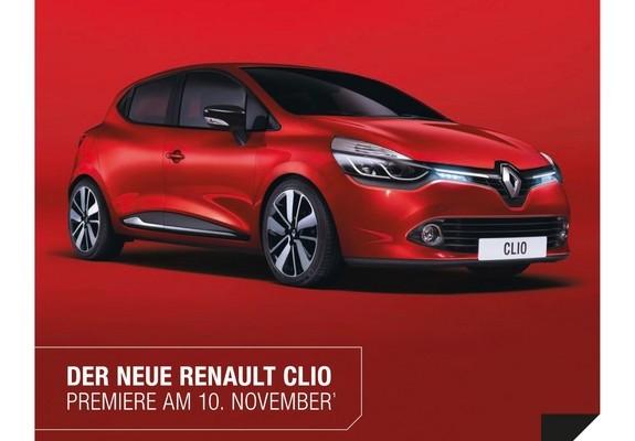 Renault feiert neuen Clio mit Werbekampagne