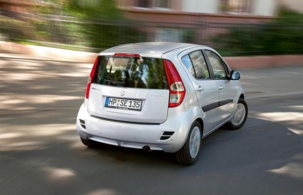 Suzuki Splash Sondermodell - Mehr Extras für den Einkaufswagen