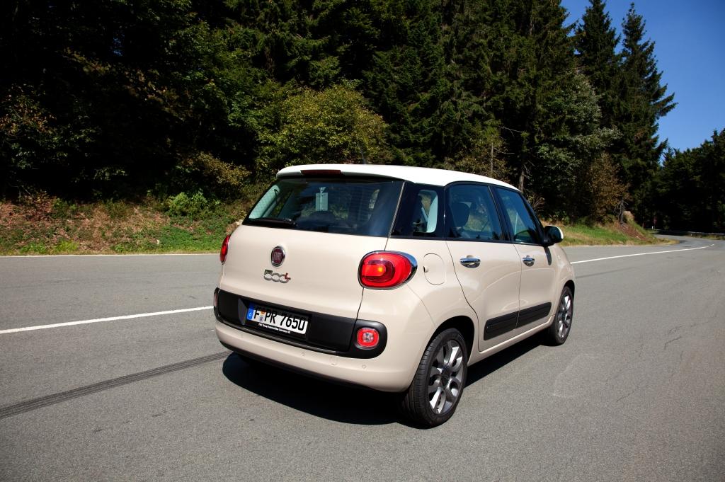 Test Fiat 500L: Die Knutschkugel wird erwachsen