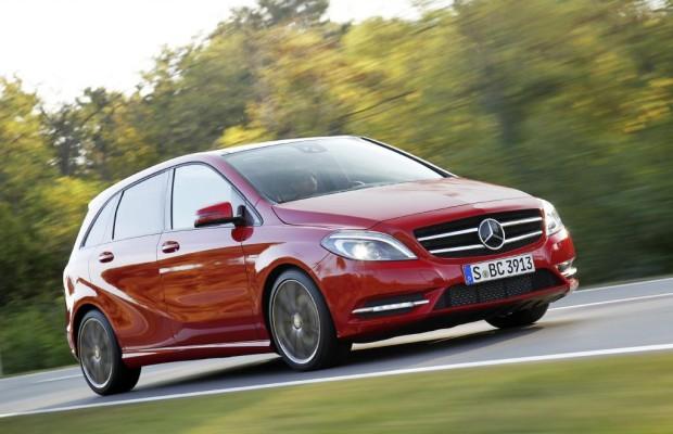 Test: Mercedes B 200 - Mehr Familie wagen