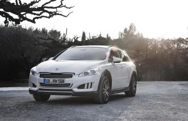Test: Peugeot 508 RXH4 - Kraxler mit Öko-Charme