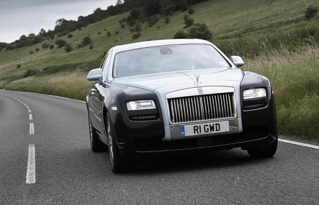 Test: Rolls-Royce Ghost vs. Rolls Royce Phantom - Fahren oder fahren lassen