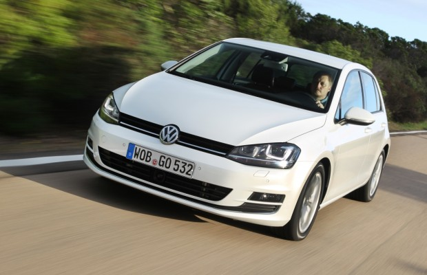 Test - VW Golf VII