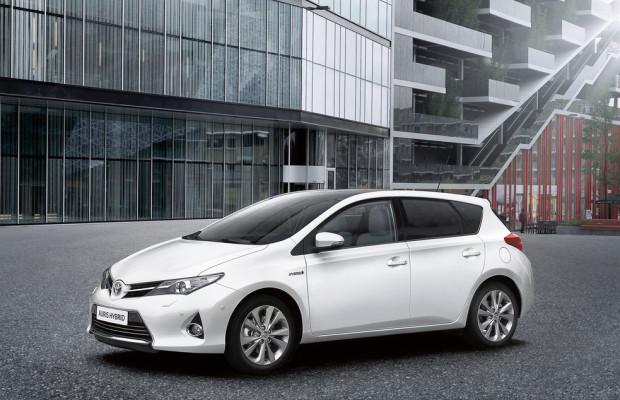Toyota Auris startet bei 15 950 Euro