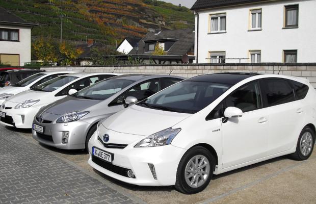 Toyota plant bis Ende 2015 mehr als 20 neue oder überarbeitete Hybridmodelle