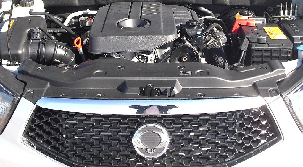 Unter der Haube verrichtet ein 2,0-Liter-Turbodiesel mit 114/155 kW/PS sein Werk.