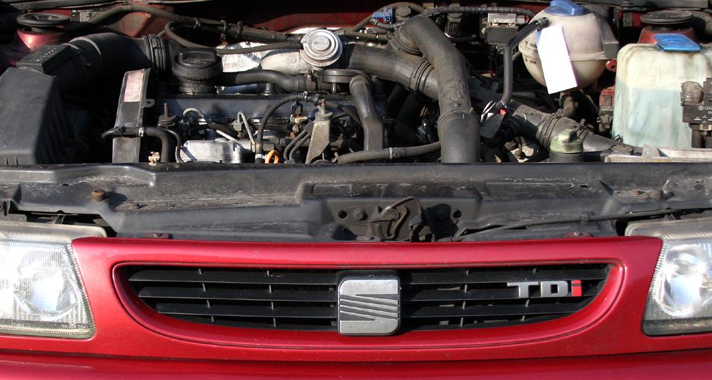 Unverwüstlich: 1,9-Liter-Turbodiesel mit 81/110 kW/PS.