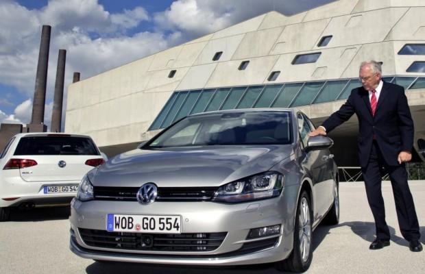 VW Golf Erprobung - Vorspiel in Wolfsburg