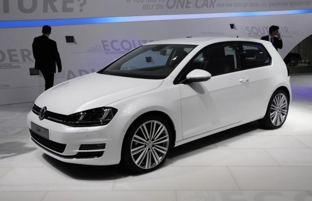 VW macht Paris zum Golfplatz - Premiere des Golf VI an der Seine