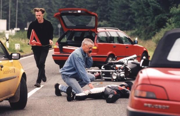 Verhalten nach einem Unfall - Mit klarem Kopf die Situation meistern