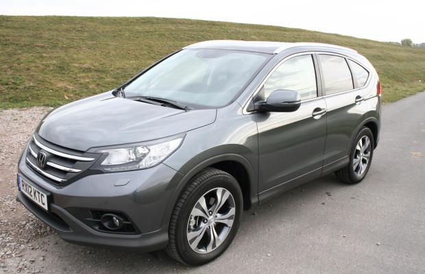 Vierte Honda CR-V-Generation kommt in den Handel