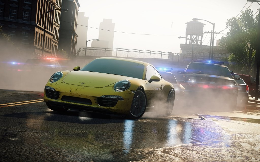 Vorschau Need for Speed Most Wanted