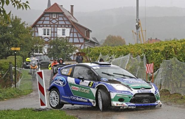 WRC 2012: Loeb vorzeitig wieder Weltmeister