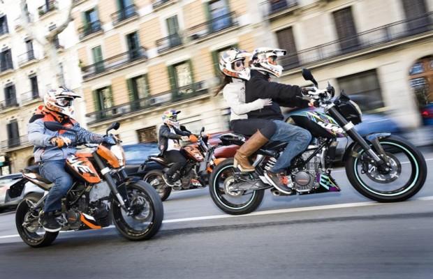 Zweiradmarkt mit leichtem Plus