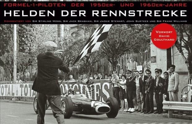 "auto.de-Buchtipp: ""Helden der Rennstrecke"""