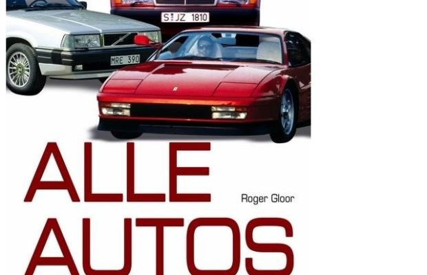 "auto.de-Buchtipp: ""Roger Gloor - Alle Autos der 80er Jahre"""