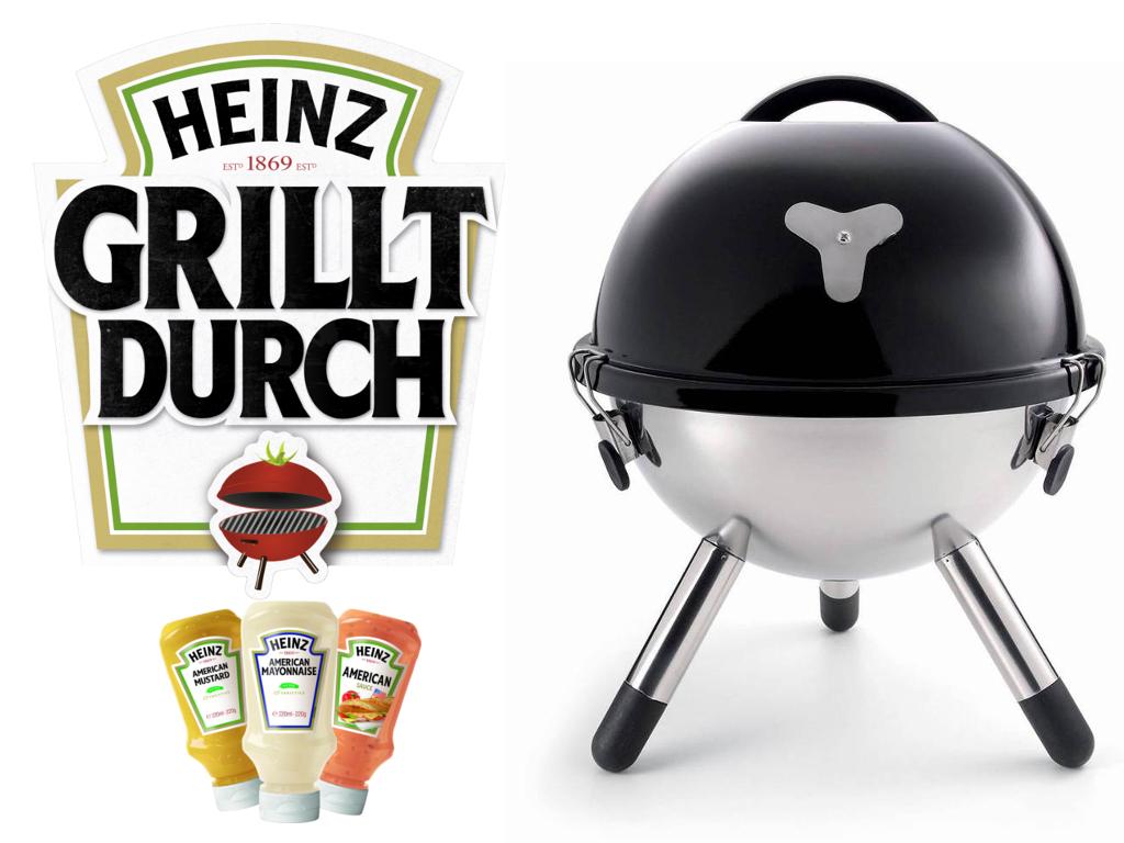 auto.de-Gewinnspiel: Wir Grillen durch, und Sie? Vier Edelstahl Kugelgrill Big Boy BBQ zu gewinnen