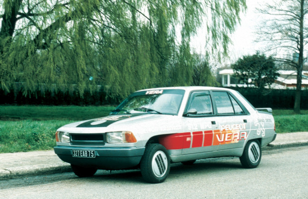 35 Jahre Peugeot 305