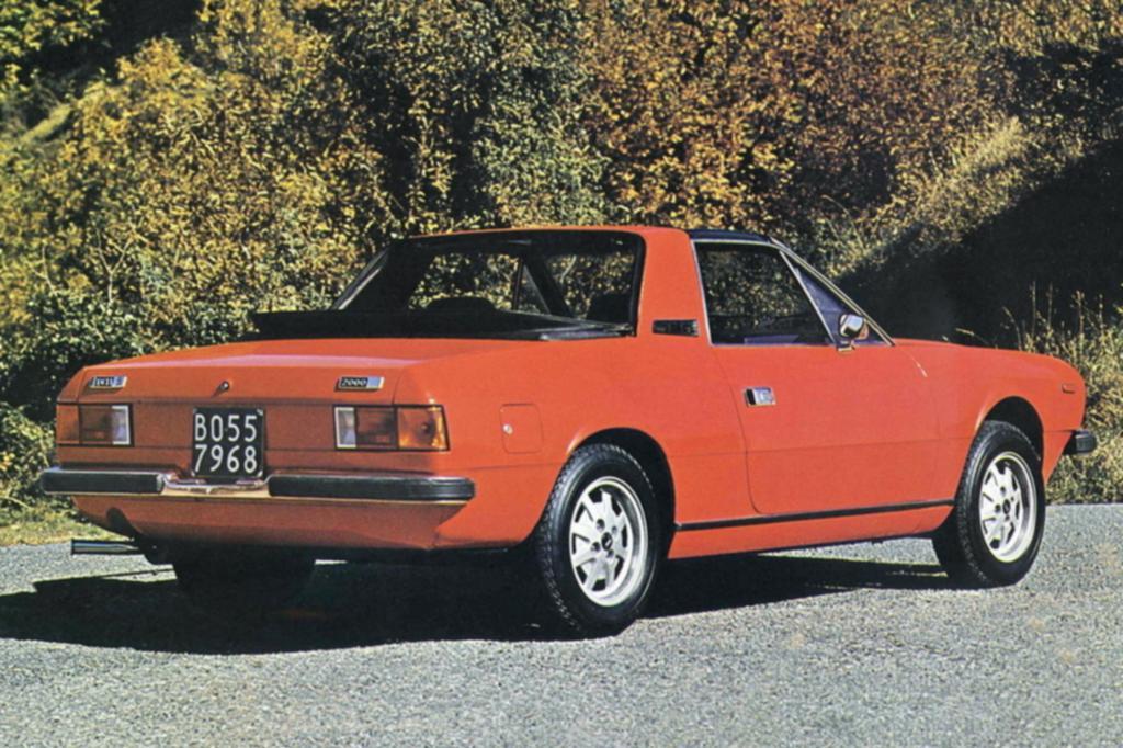 40 Jahre Lancia Beta