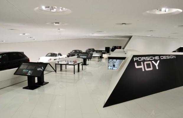 40 Jahre Porsche-Design: Sonderausstellung in Stuttgart