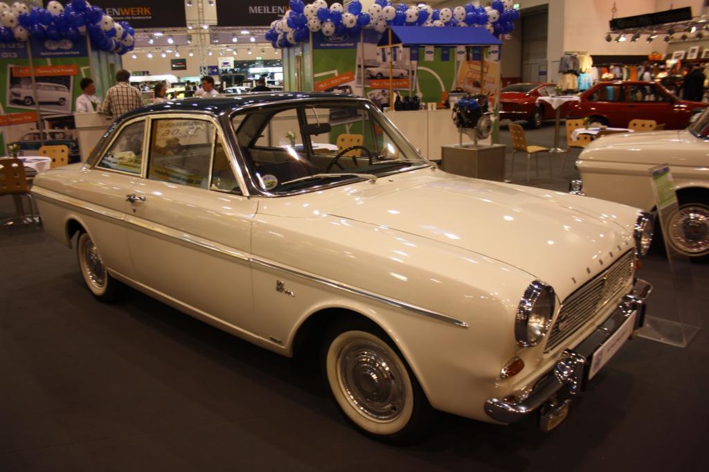 50 Jahre Ford Taunus 12 M