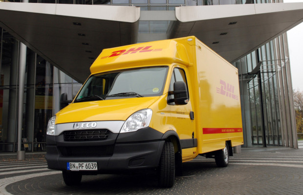 5000 Iveco Daily für DHL