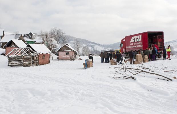 A.T.U unterstützt Aktion Weihnachtstrucker