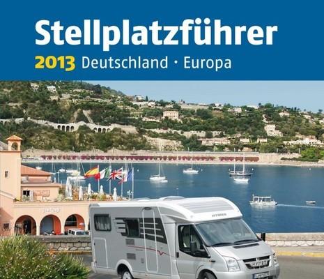 ADAC veröffentlicht Stellplatzführer 2013