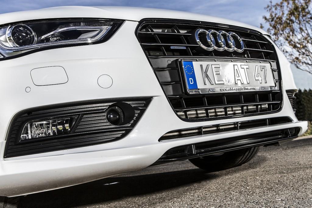 Abt steigert Leistung des Audi A4