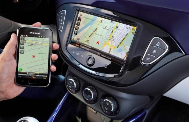 Apps im Auto - Integriert statt nur verbunden