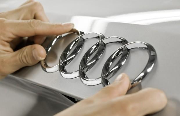 Audi legt um 13,9 Prozent zu