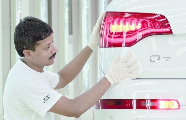 Audi startet Q7-Produktion in Indien