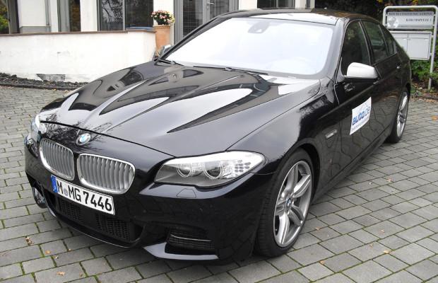 Auto im Alltag: BMW M550d xDrive
