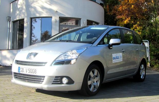 Auto im Alltag: Peugeot 5008