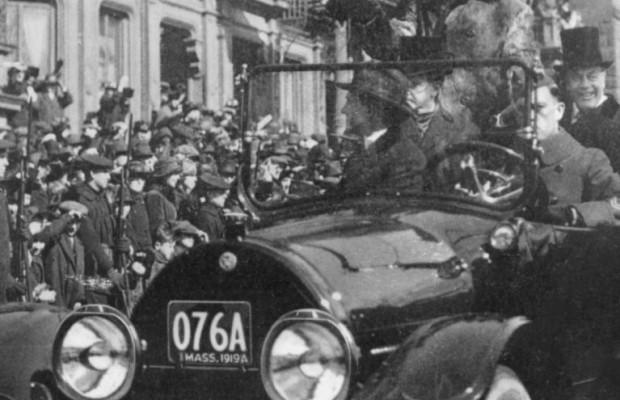 Autos der US-Präsidenten: Vom Dampfmobil bis zum James-Bond-Panzer