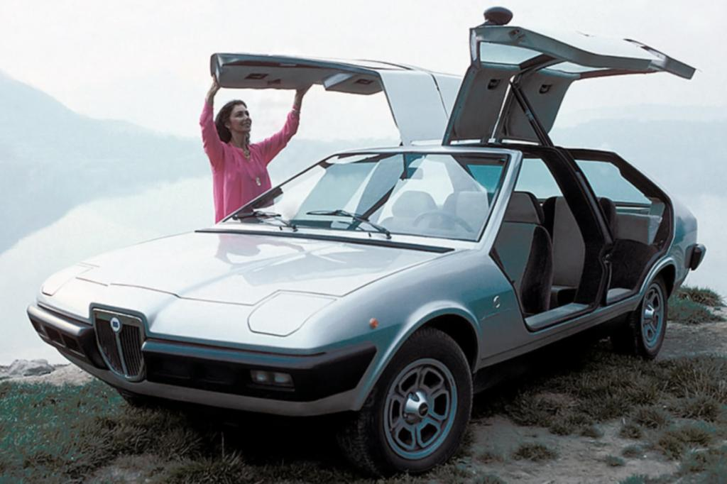 Beta Mizar Concept 1974