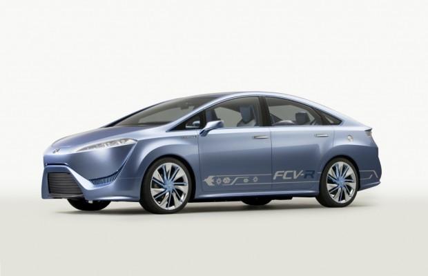Brennstoffzelle: Toyota sitzt in der ersten Reihe