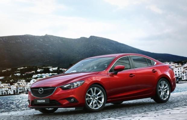 Bridgestone ist Erstausrüster für den neuen Mazda 6