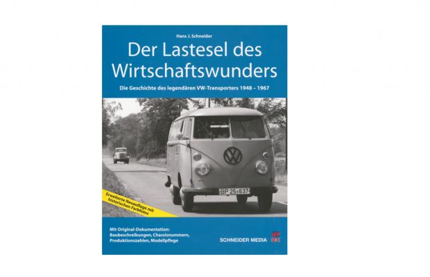 Buchbesprechung: Der Lastesel des Wirtschaftswunders - Automobiles Universaltalent