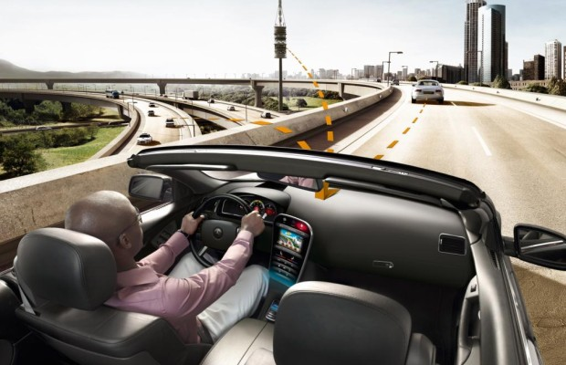 Car-to-Car-Communication - Universelle Auto-Sprache ab 2015