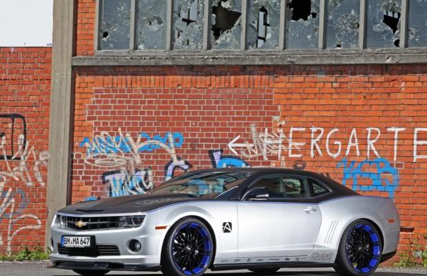 Chevrolet Camaro Tuning - Hörbar verändert