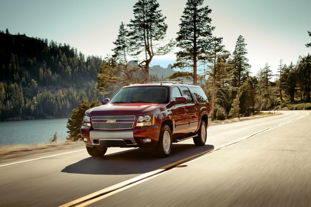 Chevrolet: Mehr als Kleinwagen und Mittelklasseautos