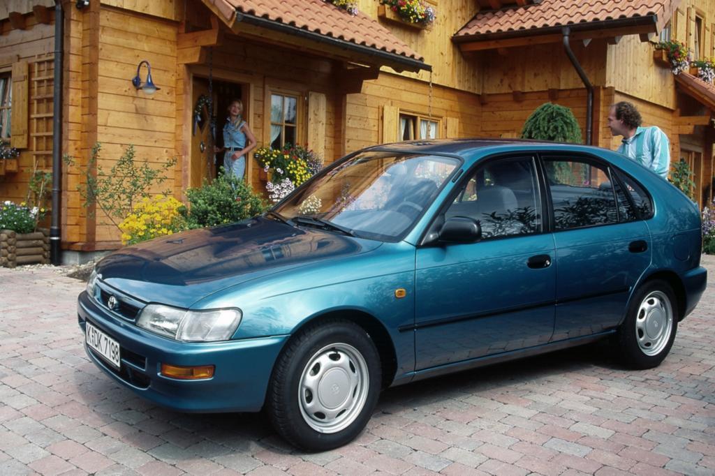 Compact Serie E100 ab 1992