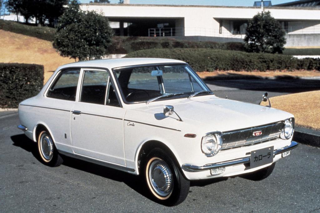 Corolla E10 ab  1966