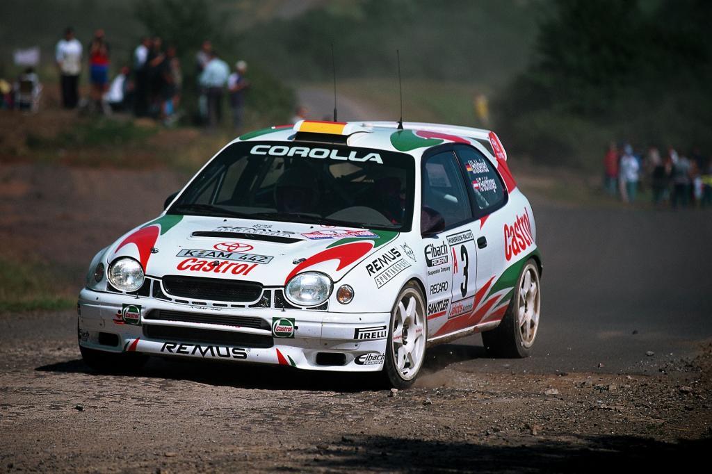 Corolla E110 ab 1997