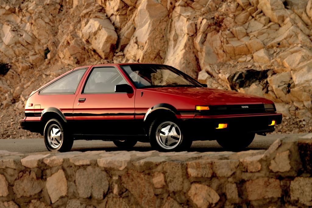 Corolla Levin ab 1984