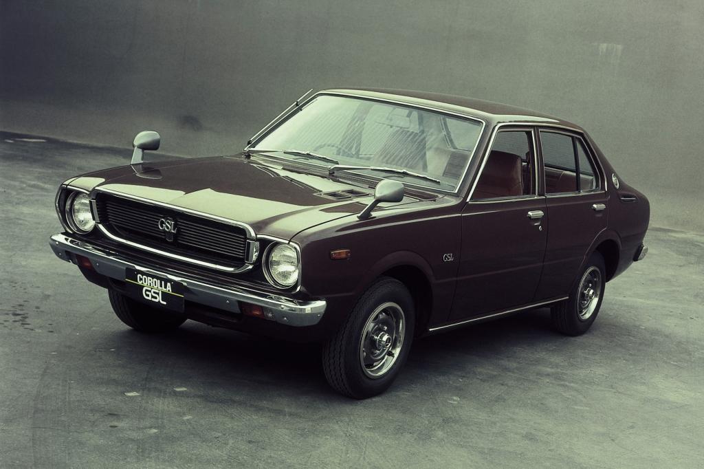 Corolla Serie E30 ab 1975
