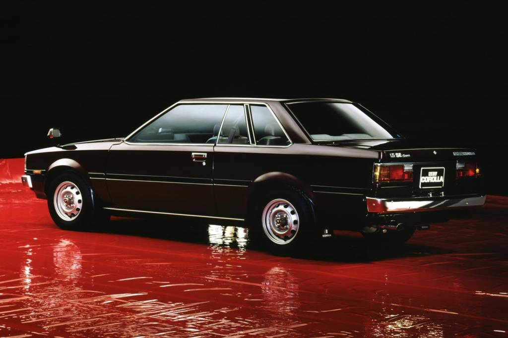 Corolla Serie E70 ab 1979