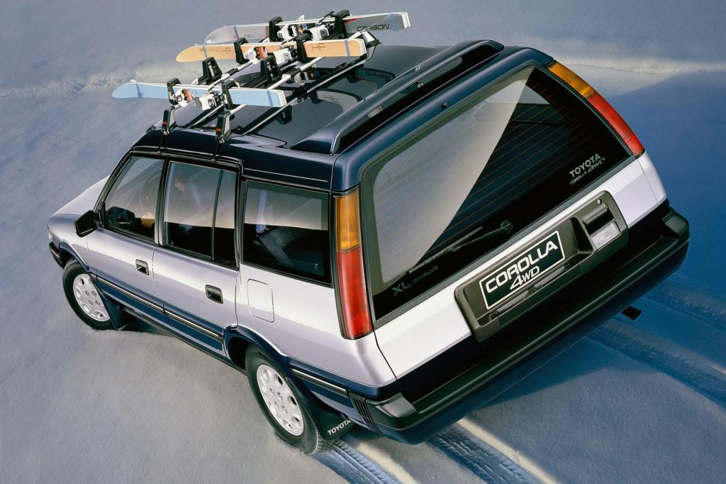 Corolla Tercel E95 ab 1988